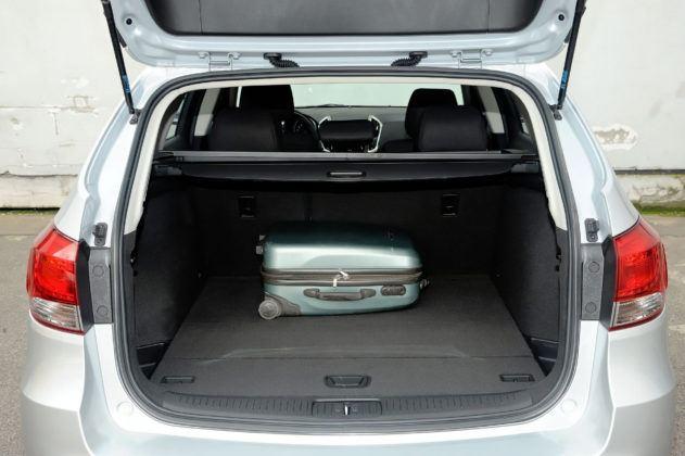Chevrolet Cruze - kombi