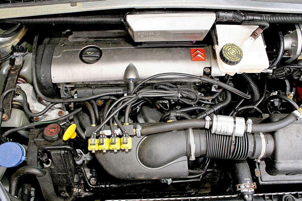 Citroen Peugeot 1.8 16V