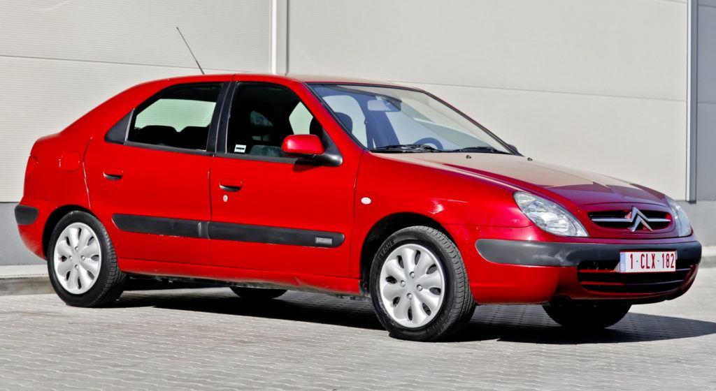 Citroen Peugeot 1.8 16V - Citroen Xsara