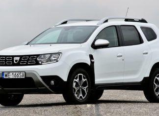 Dacia Duster - dane techniczne