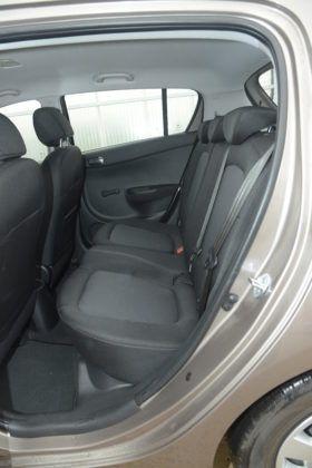 Używany Hyundai i20 - kanapa
