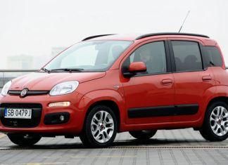Fiat Panda - dane techniczne