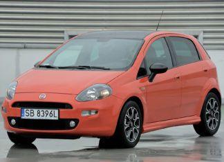 Fiat Punto - dane techniczne
