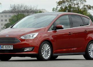 Ford C-Max - dane techniczne