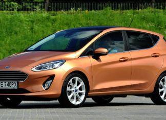 Ford Fiesta - dane techniczne