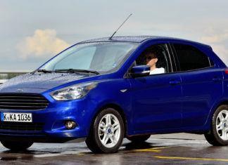 Ford Ka+ - dane techniczne