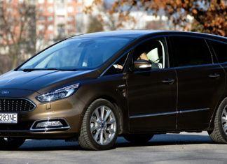 Ford S-Max - dane techniczne