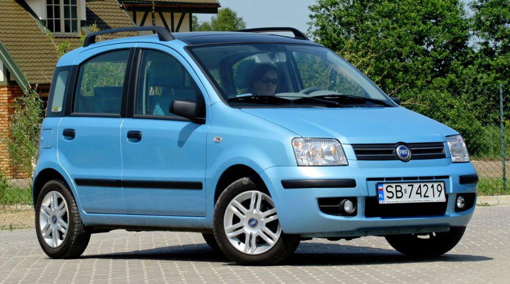 Fiat 1.3 Multijet - Fiat Panda