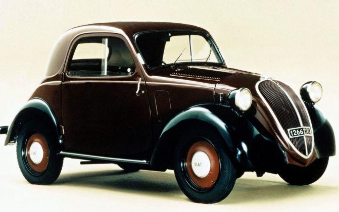 Fiat 500 Topolino z lat 1936-48