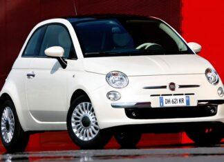 Fiat 500 - dane techniczne