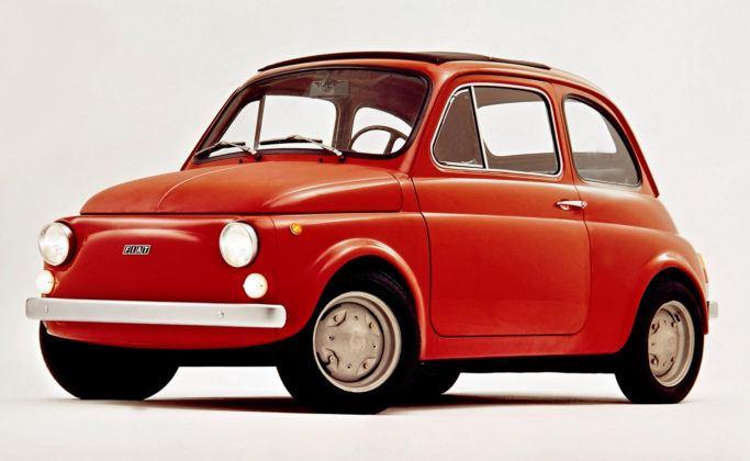 Fiat Nuova 500 1972