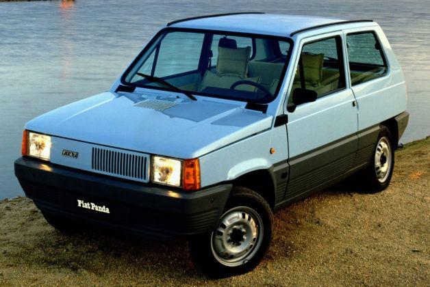 Fiat Panda I 1980