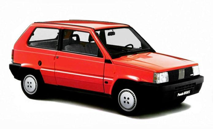 Fiat Panda I 1986