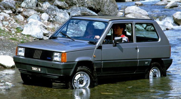 Fiat Panda I 4x4