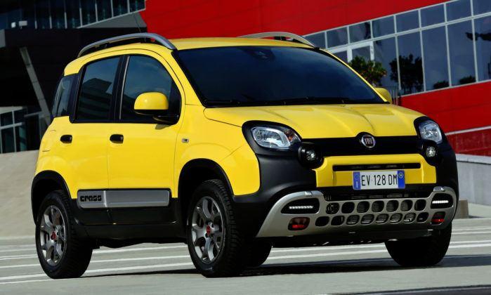 Fiat Panda III Cross
