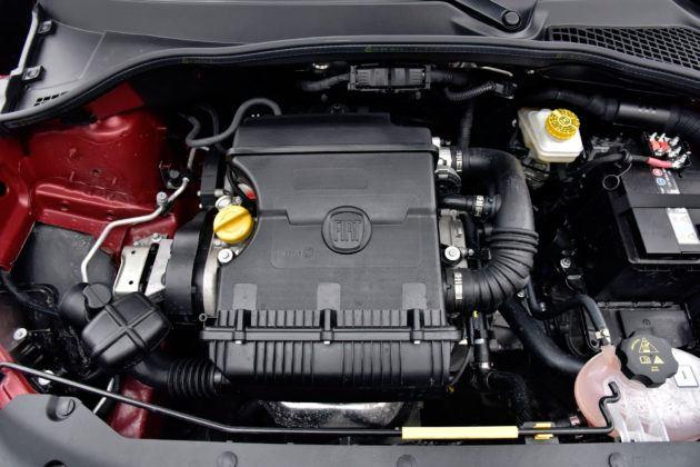 Fiat Tipo - silnik
