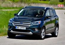 Ford Kuga - dynamiczne