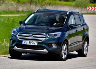 Ford Kuga - dane techniczne