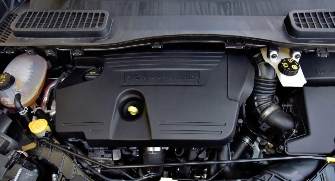 Ford Kuga - silnik