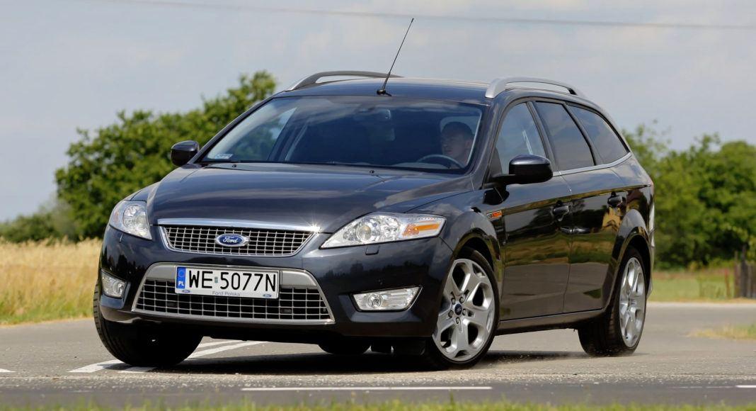 Ford Mondeo IV - dynamiczne