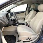 Ford Mondeo IV - fotel kierowcy