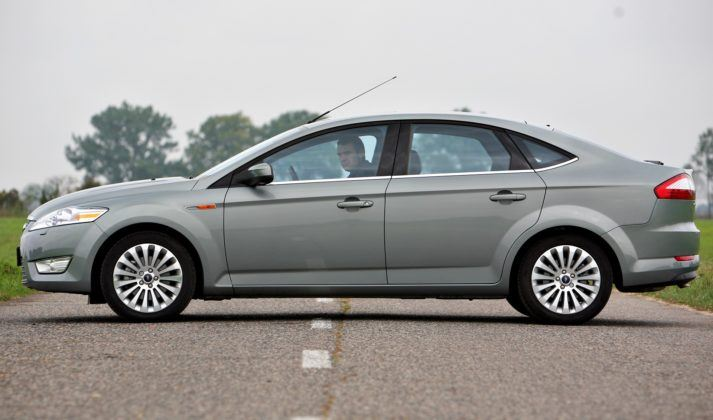 Ford Mondeo IV liftback