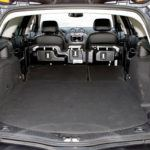 Ford Mondeo IV - powiększony bagażnik kombi