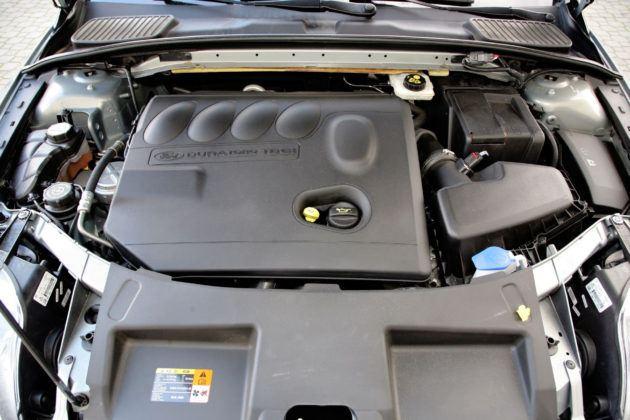 Ford Mondeo IV - silnik