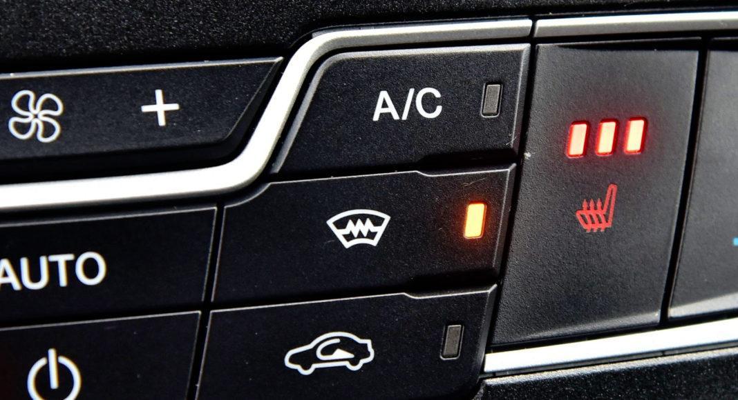 Ford Mondeo - podgrzewana szyba