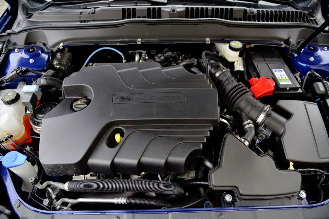 Ford Mondeo - silnik