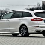 Ford Mondeo - tył