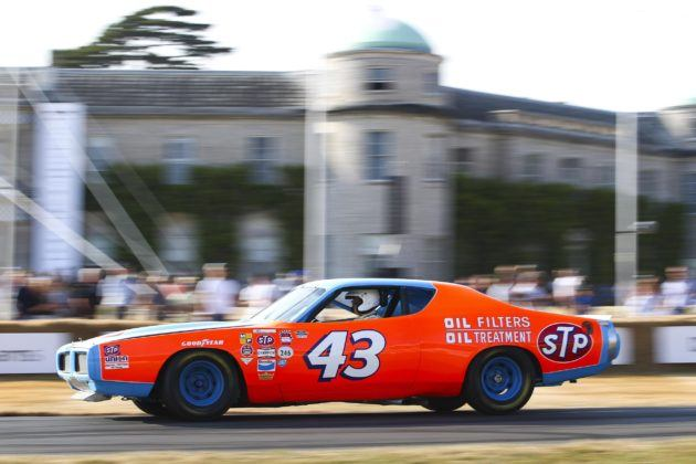Goodwood - Dodge Charger