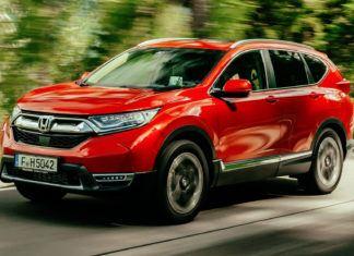 Nowa Honda CR-V. Teraz dla siedmiu osób