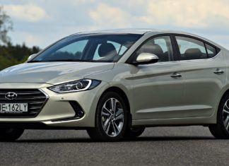 Hyundai Elantra - dane techniczne
