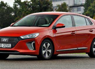 Hyundai Ioniq - dane techniczne
