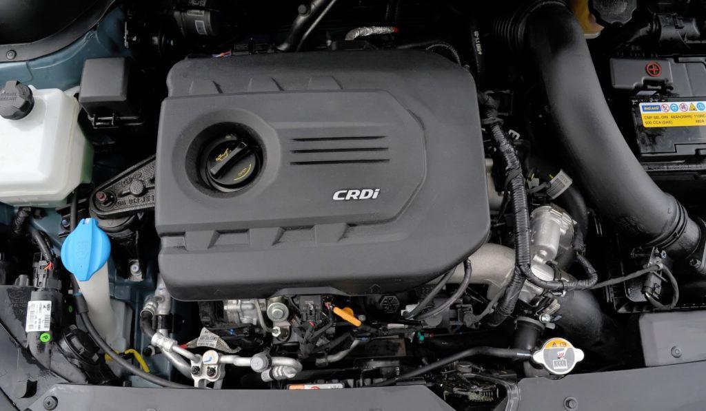 Hyundai Kia 1.1 CRDi