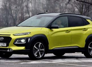 Hyundai Kona - dane techniczne