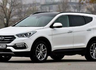 Hyundai Santa Fe - dane techniczne