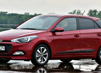 Hyundai i20 - dane techniczne