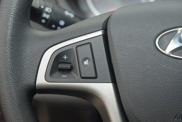 Hyundai i20 - kierownica