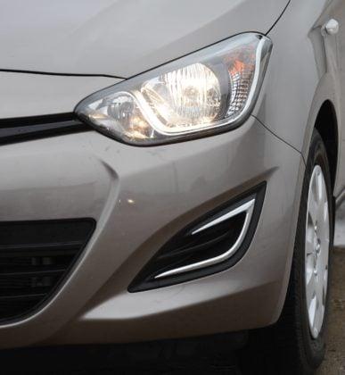 Hyundai i20 - reflektor