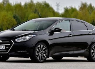 Hyundai i40 - dane techniczne