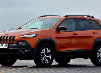 Jeep Cherokee - dane techniczne