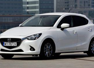 Mazda 2 - dane techniczne