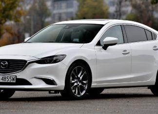 Mazda 6 - dane techniczne