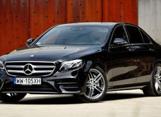 Mercedes klasy E - dane techniczne