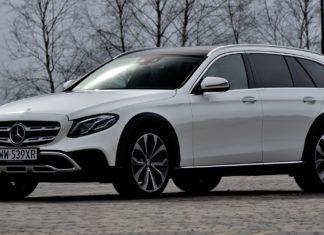 Mercedes klasy E All-Terrain - dane techniczne