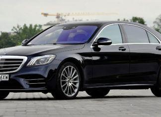 Mercedes klasy S - dane techniczne