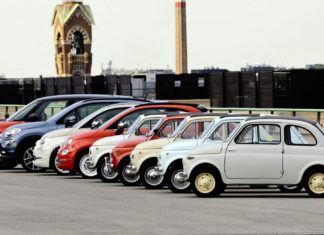 9 najsłynniejszych małych modeli Fiata - HISTORIA