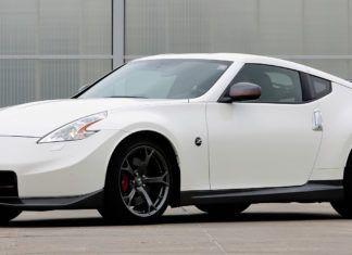 Nissan 370Z - dane techniczne